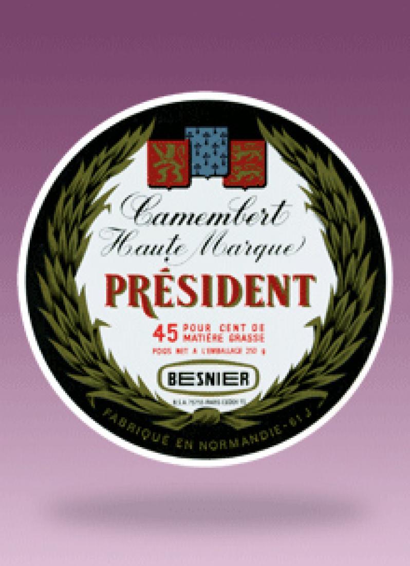 Народження бренда Président