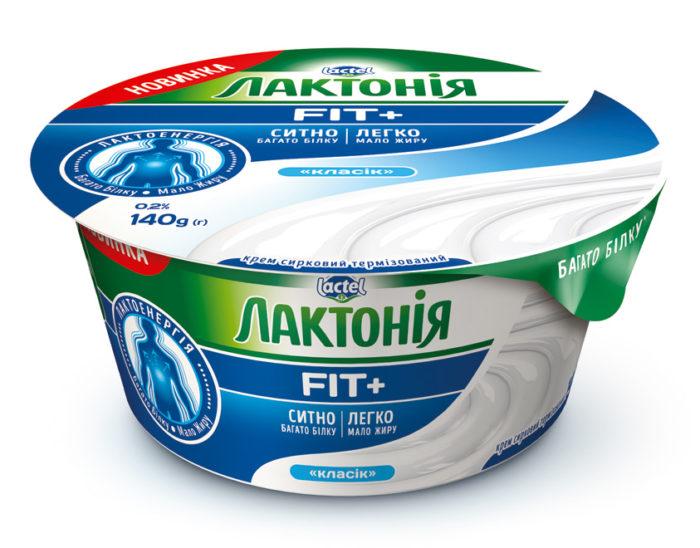 Крем сирковий н/ж Лактонія
