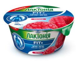 Крем сирковий малина н/ж Лактонія