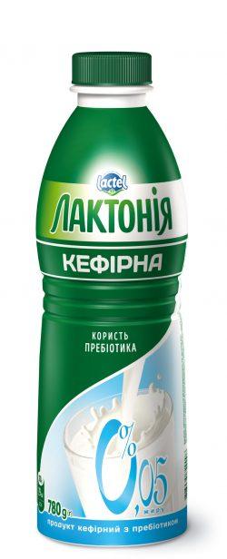 """Лактонія Кефірна з лактулозою  н/ж 0% """"Лактонія"""""""