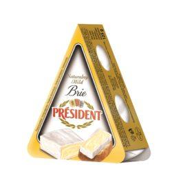 Сир м'який Брі 60% Президент