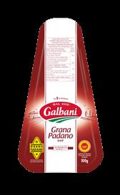 Сир твердий Грана Падано 32% Гальбані