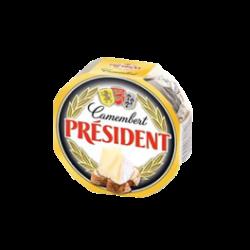 Сир м'який Камамбер 60% Президент
