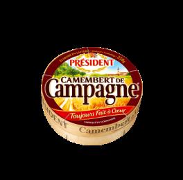 Soft cheese Camembert de Campagne 45% Président