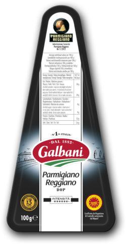 Сир твердий Парміджано Реджано 32% Гальбані