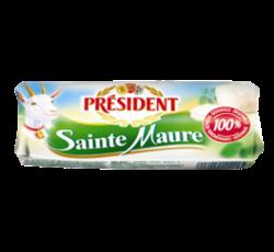 Сир з козиного молока Сент Мор 45% Президент