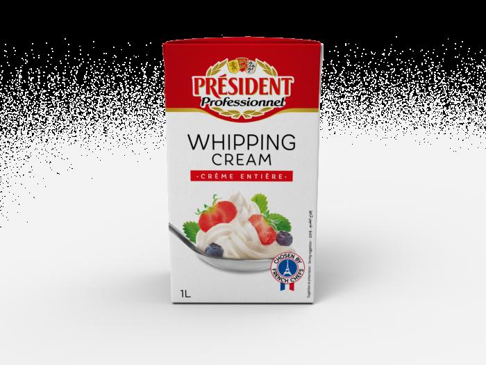 Вершки ультрапастеризовані 35,1% Президент