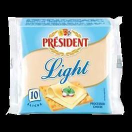 Сир плавлений Легкий, 20% Президент