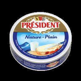 Сир плавлений порційний 50% Президент