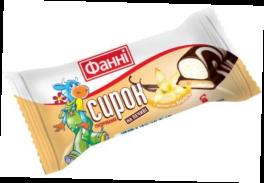 Сирок 15% Фанні на печиві з ароматом ванілі