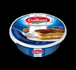Сир свіжий Маскарпоне 80% Гальбані