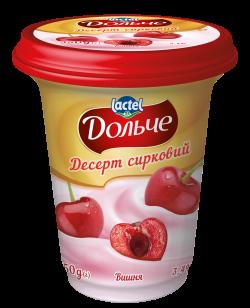 Десерт сирковий Вишня