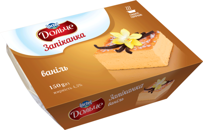 Pudding Vanilla 4,5% Dolce (0,150 kg)