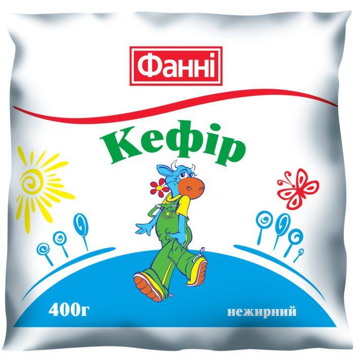 Kefir 0,5% Fanni (0,400 kg)