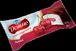 Glazed curd 15% Cherry Dolce (0,036 kg)
