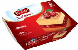 Pudding Cherry 4,5% Dolce (0,150 kg)