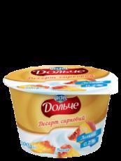 Dessert low-fat 0,2% Peach Dolce (cup 0,200 kg)