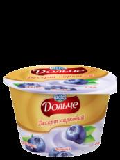 Dessert 3,4% Blueberry Dolce (cup 0,200 kg)