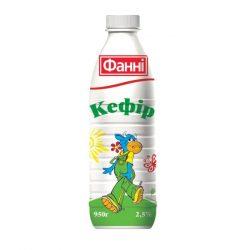 Kefir 2,5% Fanni (bottle 0,950 kg)