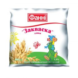 Zakvaska 1,5% with Cereals Fanni (0,400 kg)