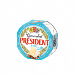 Soft cheese Camembert Light 28% Président