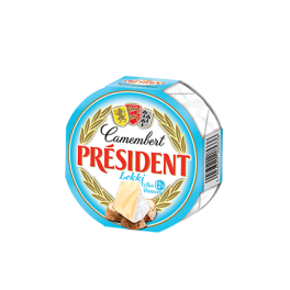 Soft cheese Camembert Light 28% Président