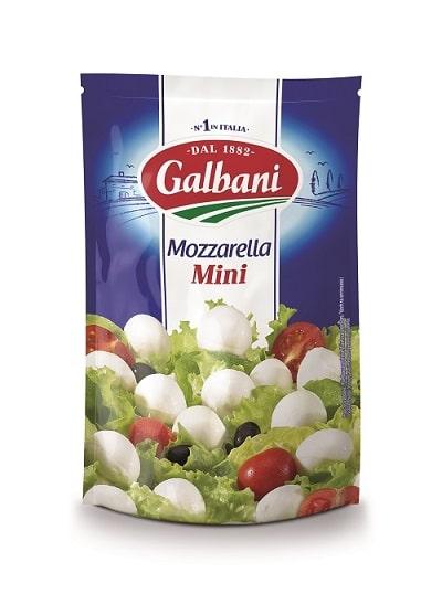 Fresh cheese Mozzarella Mini 45% Galbani