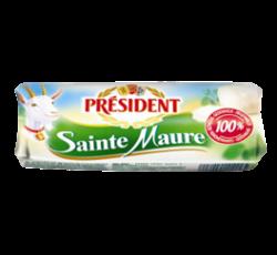 Goat's cheese Saint Maure 45% Président