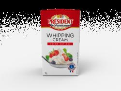 UHT cream 35,1% Président