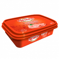 Processed cheese with ham 45% Président