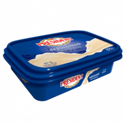 Processed cheese creamy 45% Président