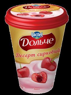 Dessert 3,4% Cherry Dolce (cup 0,400 kg)