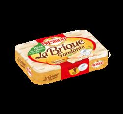 Soft cheese La Brique 55% Président