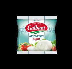 Fresh cheese Mozzarella Light 25% Galbani