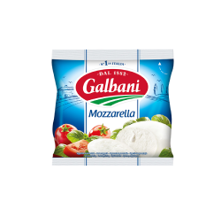 Fresh cheese Mozzarella 45% Galbani