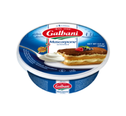 Fresh cheese Mascarpone 80% Galbani