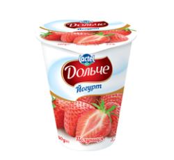 Yoghurt 3,2% Strawberry Dolce (cup 0,280 kg)
