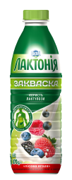 "Dairy yogurt  drink with ""Zakwaska""  Wild Berry 1,5%,  ""Lactonia"" (Bottle 0,870)"