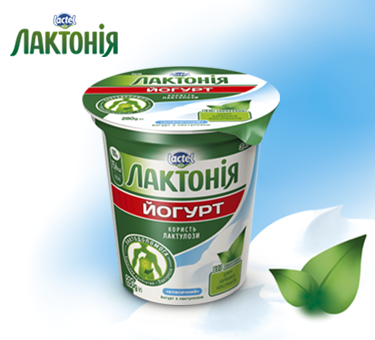 """НОВИНКА! Густі йогурти з лактулозою від """"Лактонія"""""""