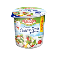 Dices of Chevre in brain 45% President