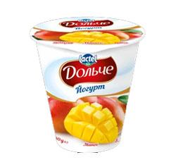 Йогурт 3,2% манго Дольче