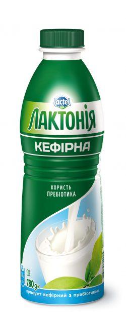 """Лактонія Кефірна з лактулозою 1% """"Лактонія"""""""